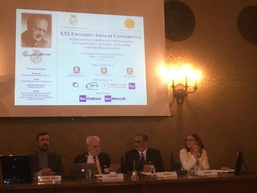 غریبآبادی تاکید کرد:ضرورت ایجاد چارچوب غیر تبعیضآمیز برای خلع سلاح هستهای