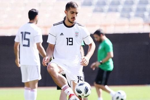 حسینی بازی با کامبوج را از دست داد