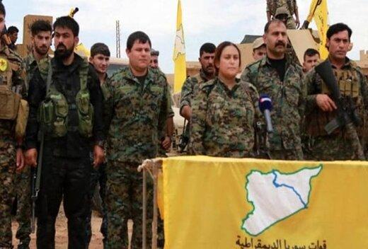 آماده باش نیروهای دموکراتیک سوریه برای جنگ با ترکیه