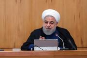 روحاني: مؤامرة أمريكا في الضغوط القصوى على ايران فشلت