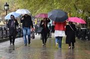 هوای تهران از یکشنبه بارانی میشود