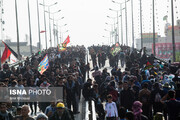 مسؤول: مليونان و 400 الف ايراني سجلوا للمشاركة في مسيرة الاربعينية