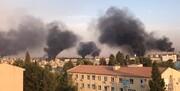 تازه ترین تحولات شمال شرق سوریه/ جگندههای ترکیه عمق 50 کیلومتری سرزمین سوریه را بمباران کردند