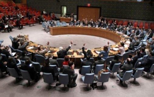 واکنش شورای امنیت سازمان ملل به عملیات نظامی ترکیه