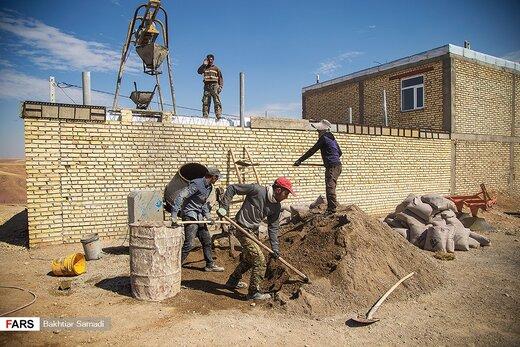 روستای «قورت دره» از توابع شهرستان بیجار
