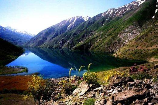 ۲۳ هزار گردشگر از دریاچه گهر دورود بازدید کردند