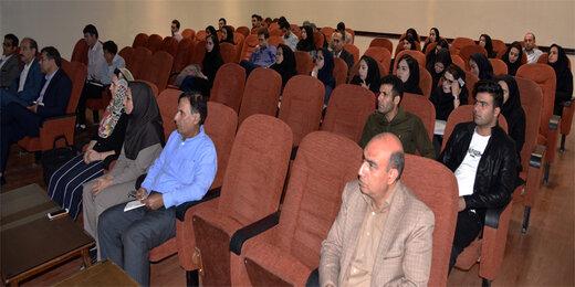 برگزاری کارگاه آموزشی استاد دانشگاه والنسیا کشوراسپانیا در دانشگاه شهرکرد
