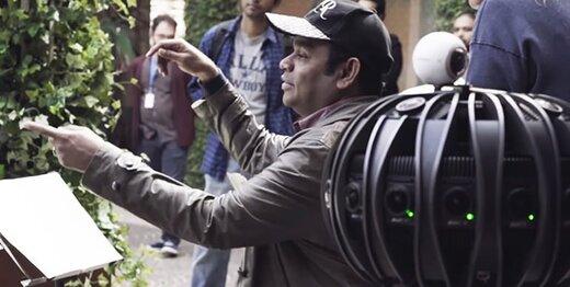 اِیآر رحمان، فیلم میسازد
