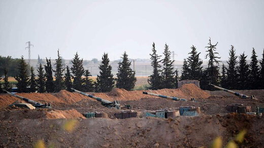 گزارش تلویزیون چین درباره آغاز عملیات نظامی ترکیه در سوریه
