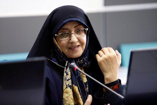 کاندیدای زن از برنامه اصلاح طلبان در ۱۴۰۰ خارج شد