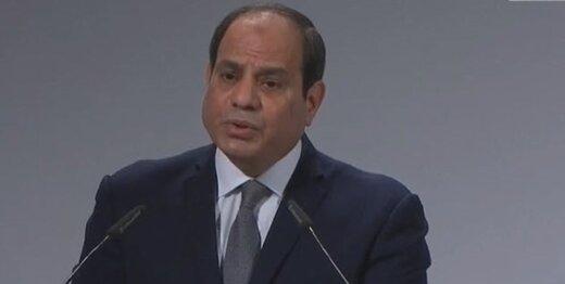 واکنش مصر به عملیات ترکیه در شمال سوریه