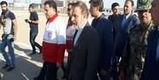 شلوغترین مرز کشور در مهران