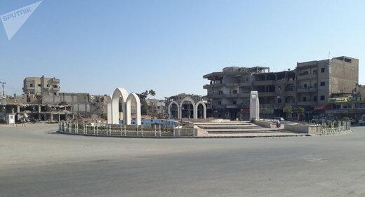حمله موشکی ترکیه به روستای عین عیسی در سوریه