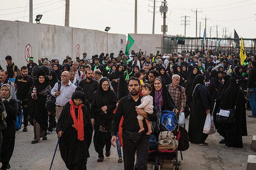 فیلم | آخرین وضعیت مرز شلمچه از زبان فرماندار خرمشهر