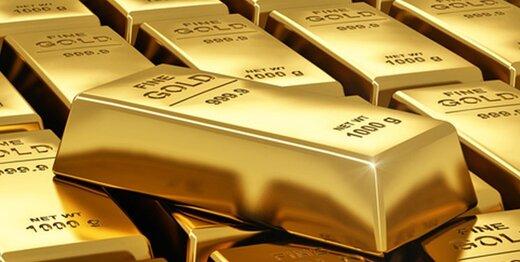تقویت ارزش جهانی طلا