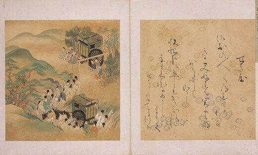 بخش گمشدهای از نخستین رمان جهان در ژاپن پیدا شد