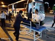 یک کشته و ۶ مصدوم بر اثر تصادف ۲ دستگاه ون در العماره
