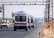 آخرین وضعیت مصدومان اعزامی از کشور عراق به پایانه های مرزی اعلام شد