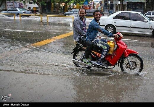 هشدار هواشناسی: آبگرفتگی و کاهش ۷ درجهای دما در چند استان
