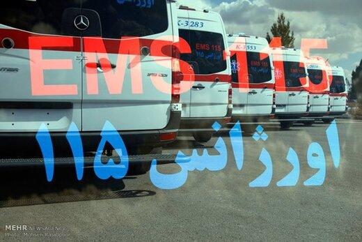 تصادف در جاده آبادان - ماهشهر ۵ کشته و زخمی برجای گذاشت