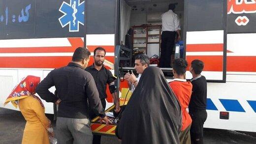 مراجعه بیش از ۵۱ هزار نفر به مراکز درمانی و فوریت های پزشکی در اربعین