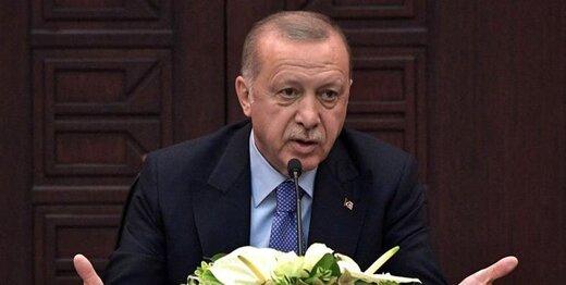 اردوغان از دست ایران ناراحت است
