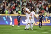 عکس | اولین شادی گل دوقلوها در تاریخ فوتبال ملی ایران!