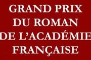 نامزدهای نهایی جایزه بزرگ رمان آکادمی فرانسه