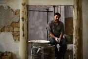 عکس | محسن تنابنده در نقش قاتلی سریالی در کنار ساره بیات