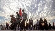 ۱۵ هزار زائر از مسیر کردستان راهی اربعین میشوند