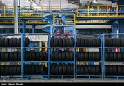 تایرهای سنگین تاریخ مصرف گذشته چینی در بازار ایران