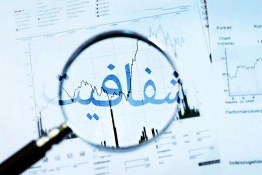 جلوگیری از شفافیت مالی منجر به بروز فساد مالی می شود