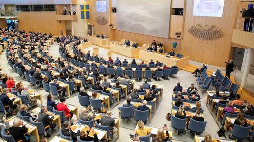 درخواست سوئد از اتحادیه اروپا درباره ترکیه