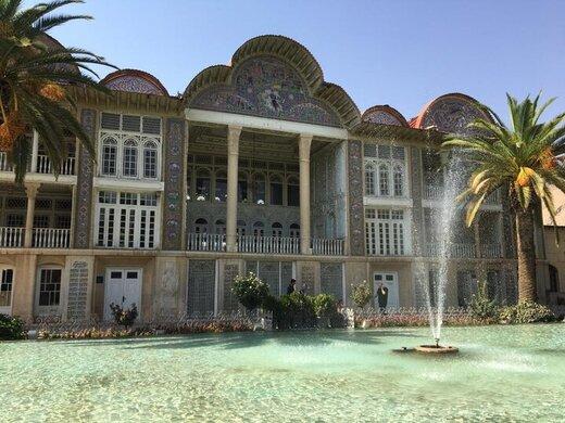 بهشتی با قدمتی بیش از ۹۰۰ سال در شیراز