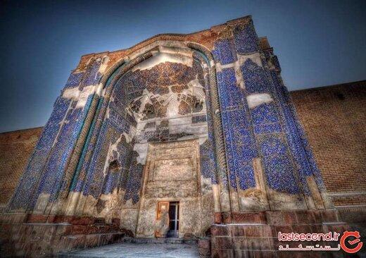 مسجد کبود، قصه هزار و یک شب تبریز
