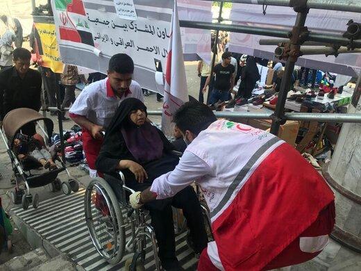 طرح هلال احمر برای بازگرداندن زائران ایرانی گمشده در عراق
