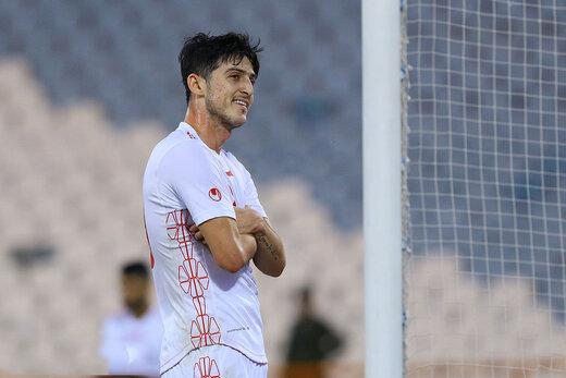 لبخند سردار سوژه جدید AFC/عکس