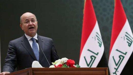 موگرینی و رئیس جمهوری عراق درباره حمله ترکیه به شمال سوریه گفتگو کردند