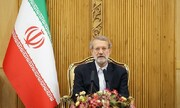 Larijani departs for Belgrade to attend IPU Assembly