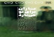 حضور فیلم کوتاه «باران برای تو میبارد» در جشنواره آمریکایی