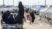 فرار خانوادههای داعشی از اردوگاه عین عیسی/ نگهداری داعشیها دیگر اولویت کردها نیست