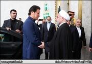 الخارجية الباكستانية تصدر بيانا حول زيارة عمران خان الى طهران
