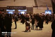 توزیع بیش از ۳۰ هزار وعده غذایی در موکب اوقاف خوزستان در چذابه