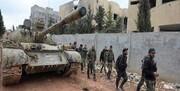 المیادین: ارتش سوریه وارد منبج شد