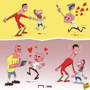 بهترین فوتبالیست تاریخ از نگاه آقای خاص!