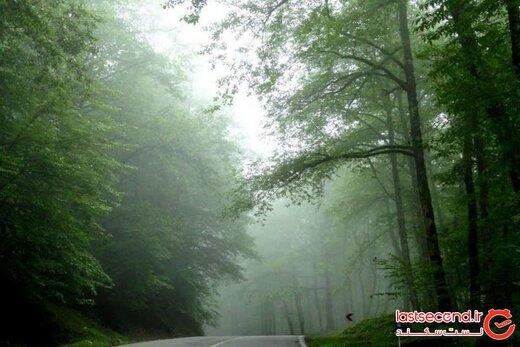دوهزار، قصه مه آلود ایران! + تصاویر