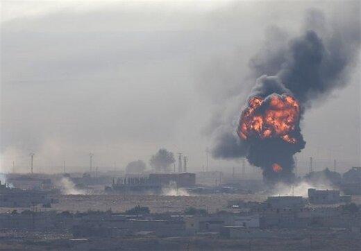 ترکیه: کردها زندان داعشیها در شمال سوریه را تخلیه کردهاند