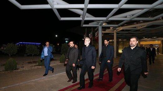 لاریجانی: آمریکاییها موجب بهم ریختگی در روابط بینالمللی شدهاند