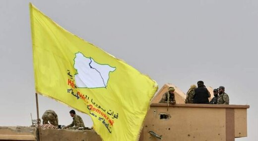 کردهای سوریه، آمریکا را به ائتلاف با روسیه تهدید کردند