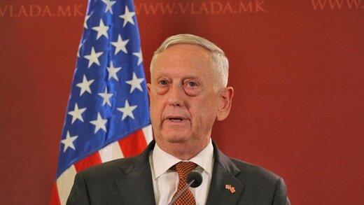 جیمز متیس تصمیم ترامپ درباره سوریه را به اقدام اوباما در عراق تشبیه کرد